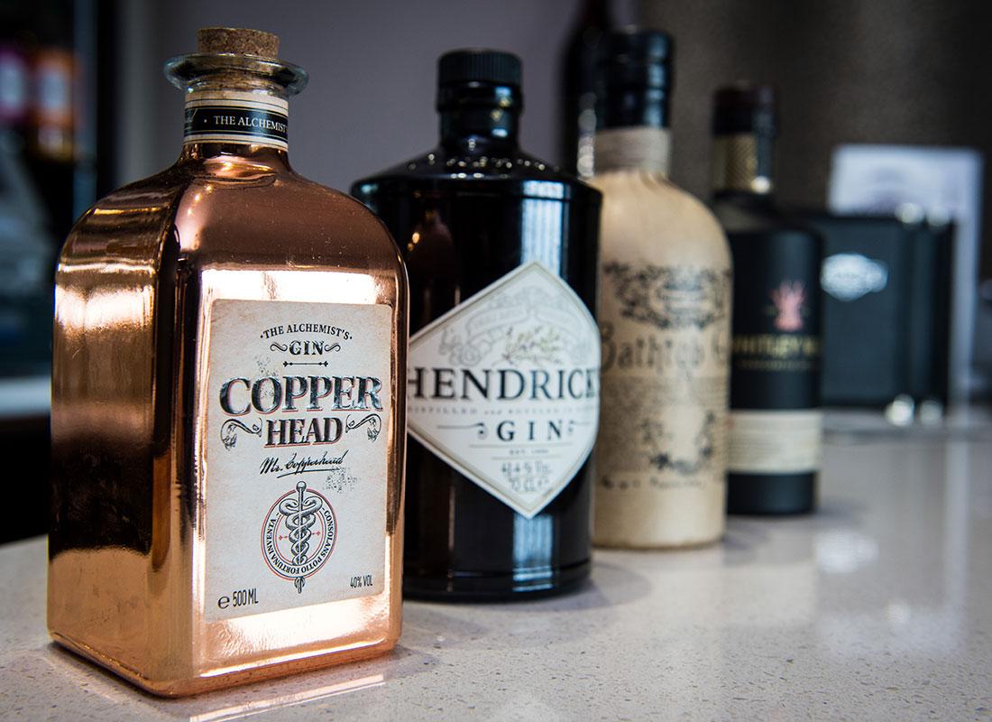 Aspect Cocktail Bar & Bistro