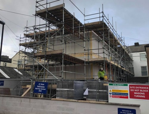 Expansion Underway at The Lothersdale Hotel